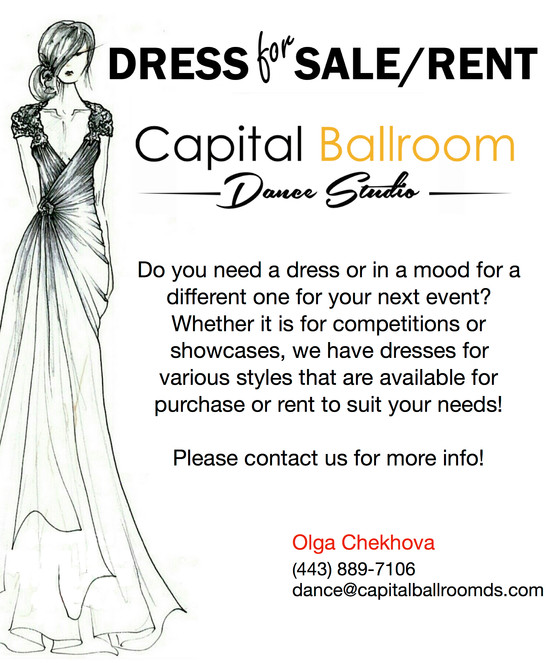 Dress for Sale/Rent