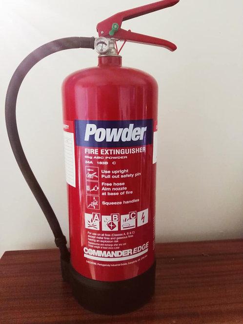 ABC Powder Multi Purpose Extinguisher