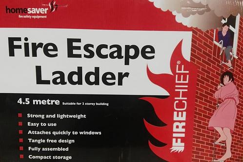Domestic Fire Escape Ladder