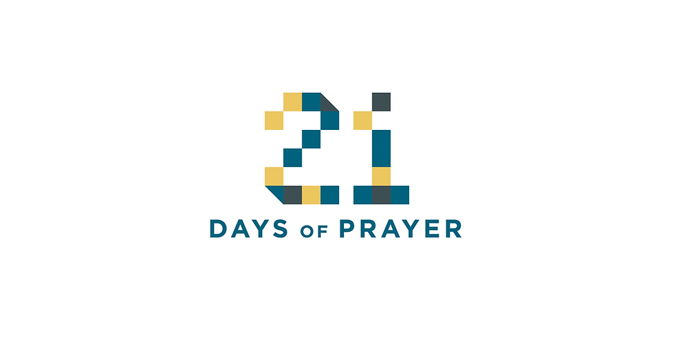 21 Days of Prayer: Finale Service