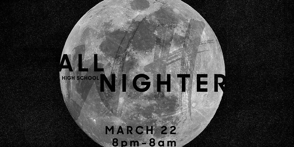 Warehouse Youth - All Nighter