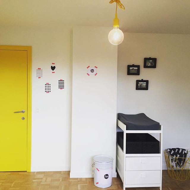 Slaapkamer Sep #schilderskinders