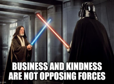 Business and Kindness