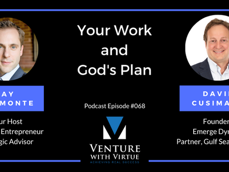 Venture With Virtue Guest Podcast