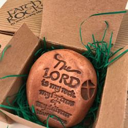 Faith Rock in Box