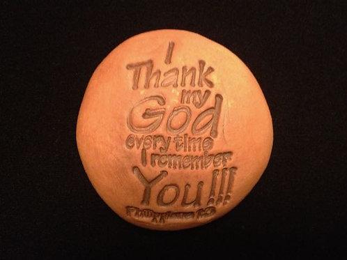 #1151 - I Thank My God...