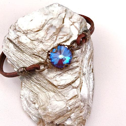 #1549   Montana Blue Bracelet