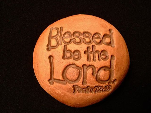 #1161   Blessed Be The Lord...