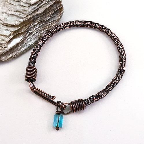 #1531   Turquoise Seas Bracelet