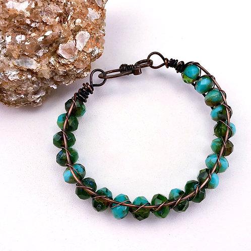 #1535   All Wrapped up Bracelet