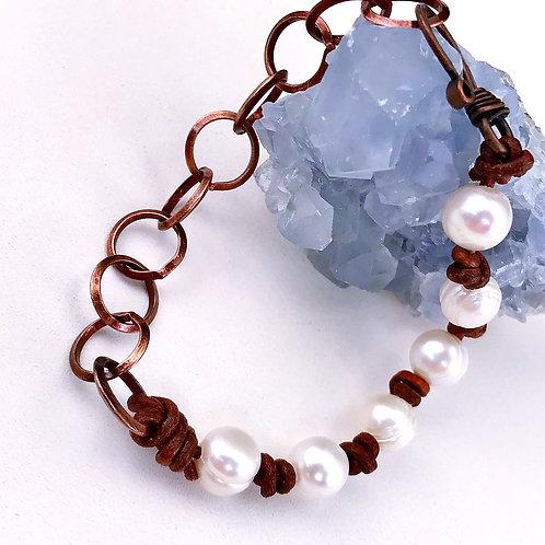 #1542   Shabby Chic Bracelet