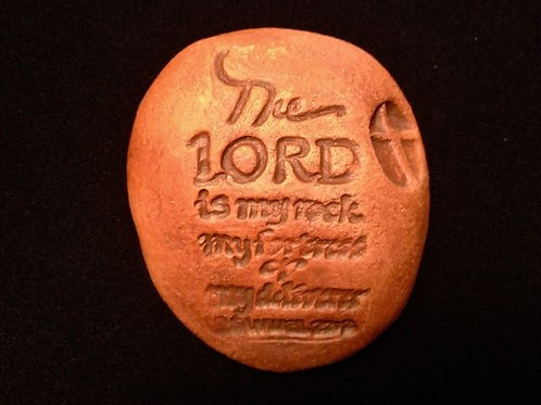 #1156   The Lord Is My Rock....