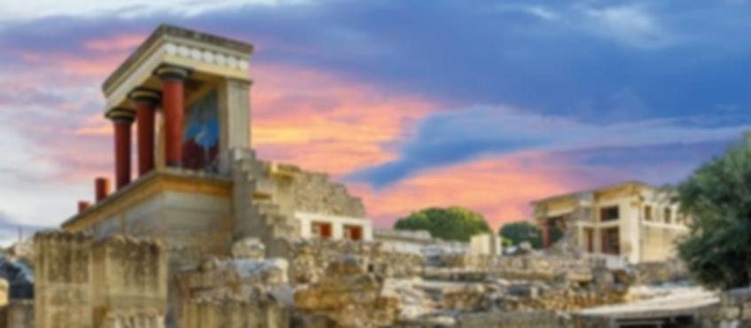 Pałac w Knossos wycieczka