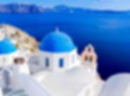 Santorini z Krety