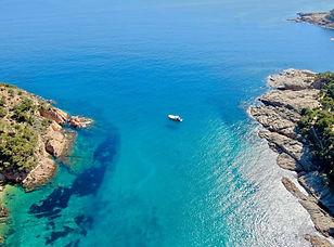 Prywatny jacht - Kreta