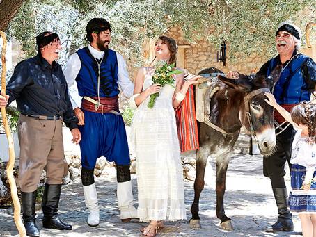 Greckie wesela – jak się bawią Grecy?