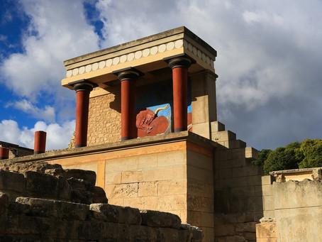 Knossos – wycieczka do mitycznego labiryntu
