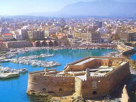 Heraklion – co warto zobaczyć w stolicy Krety?