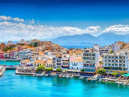 Agios Nikolaos - Portowe miasteczko nad Zatoką Mirabello