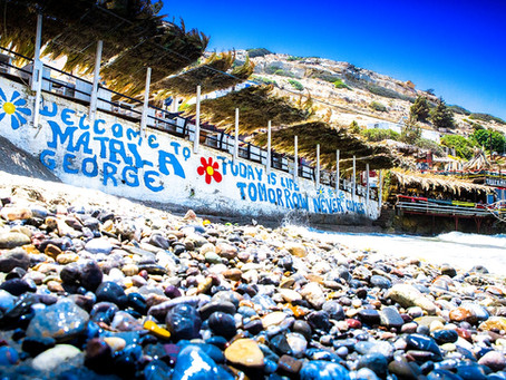 Matala – hippisowski raj