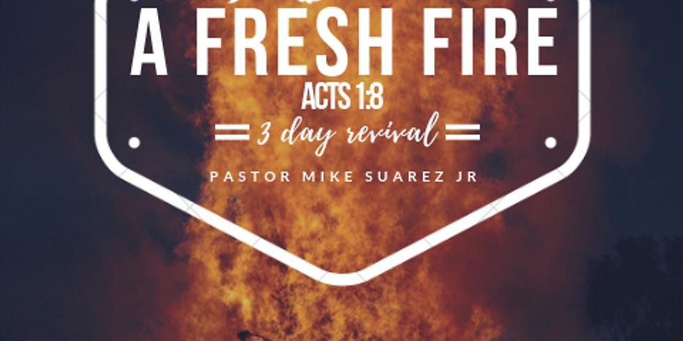 Joshua 1:2 Revival