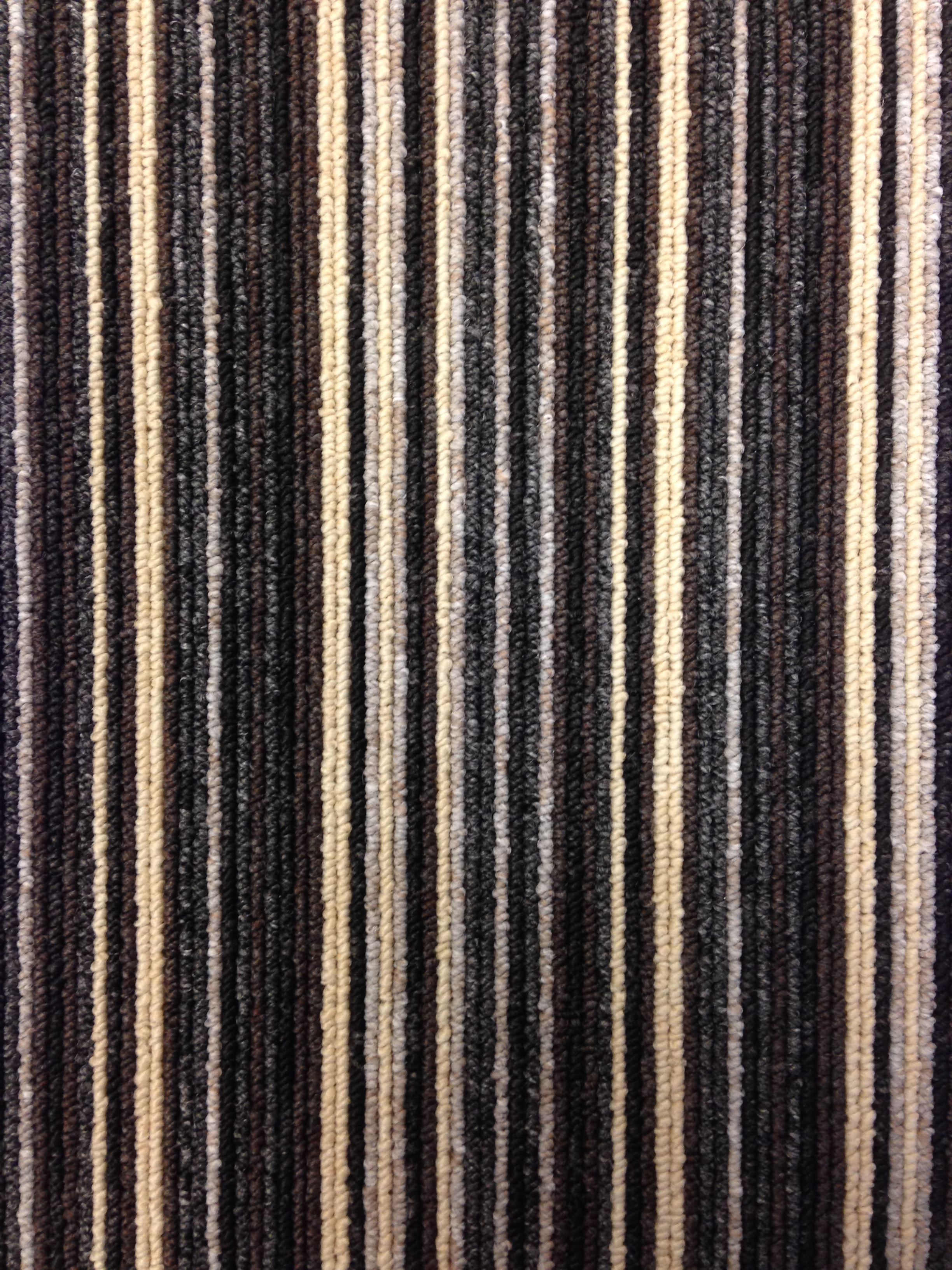 Contemporary Stripe - Anthracite