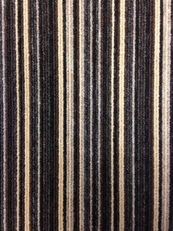 Contemporary Stripe - Anthracite