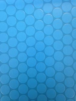 Bubblegum - Blue Dots