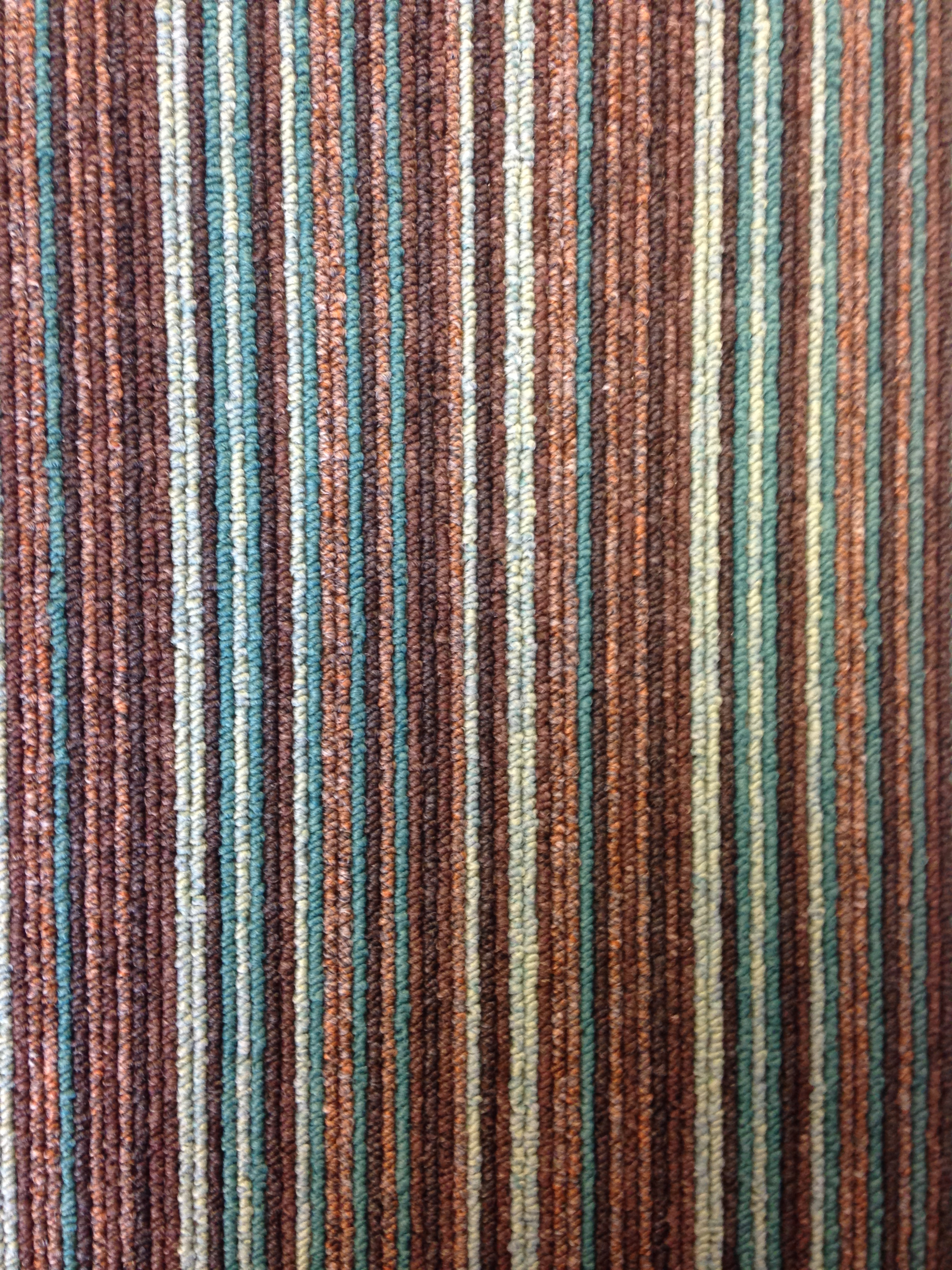 Contemporary Stripe - Turquoise