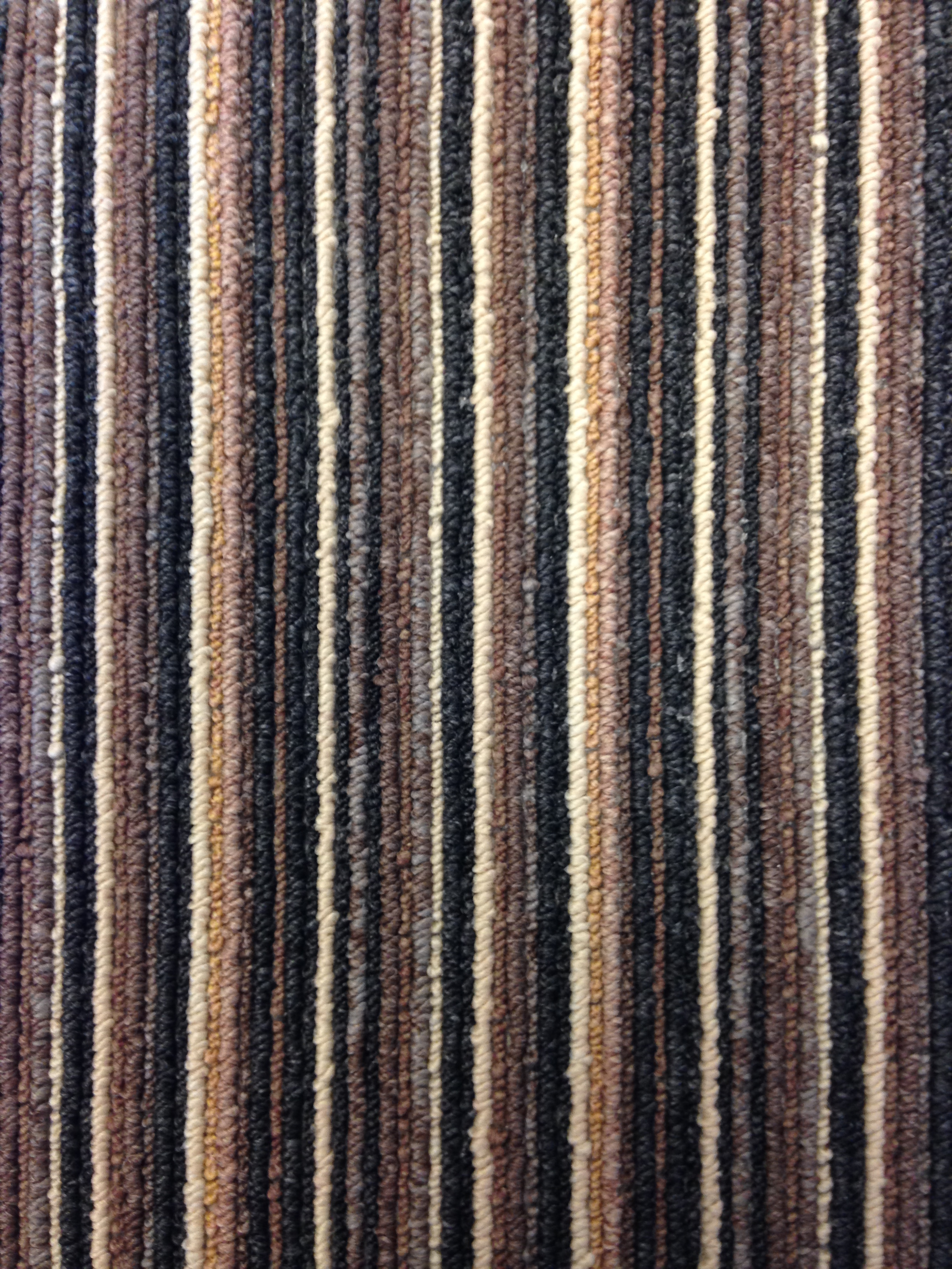 Contemporary Stripe - Mocha