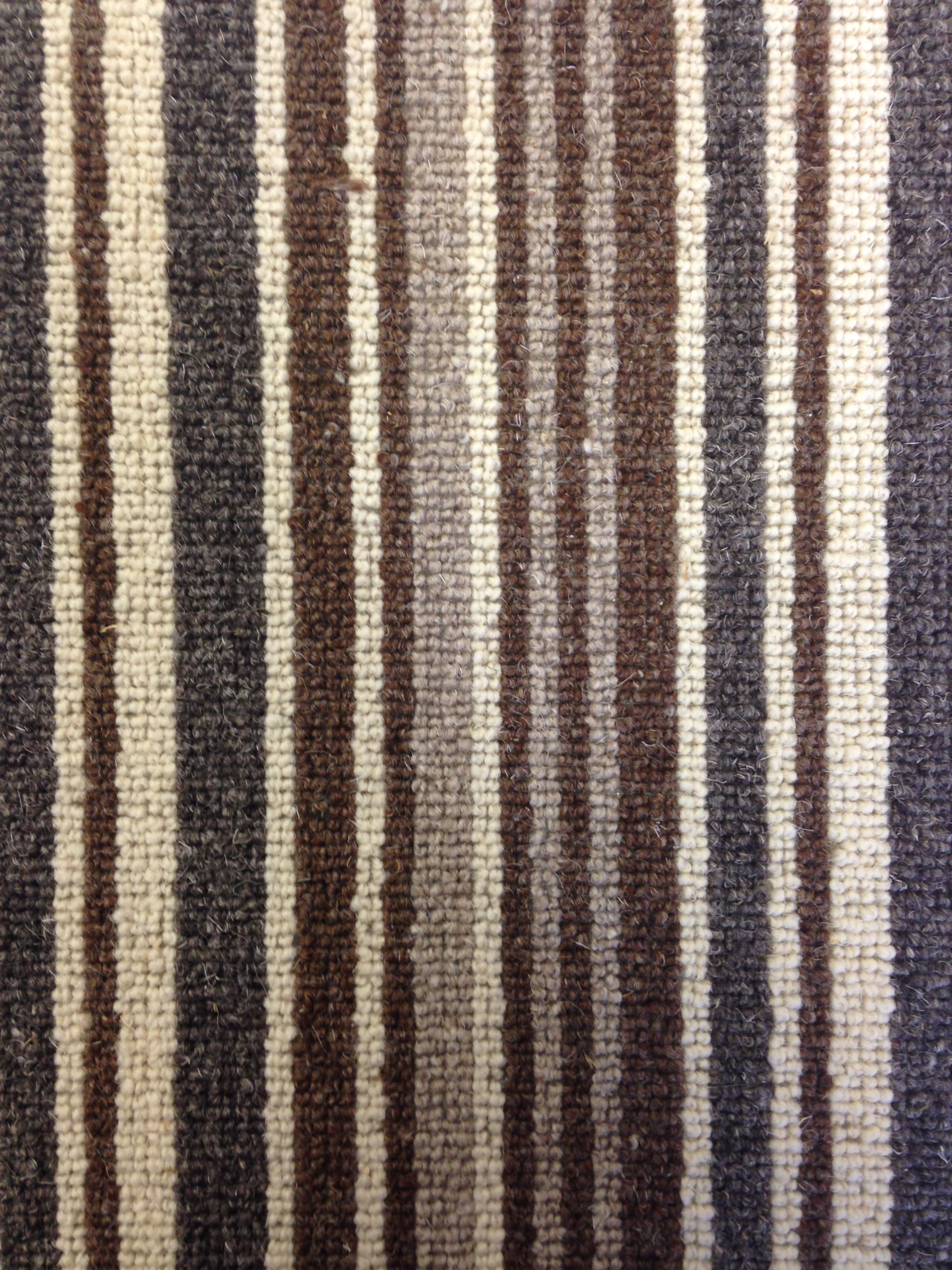 Gloucester Stripe - Coffee