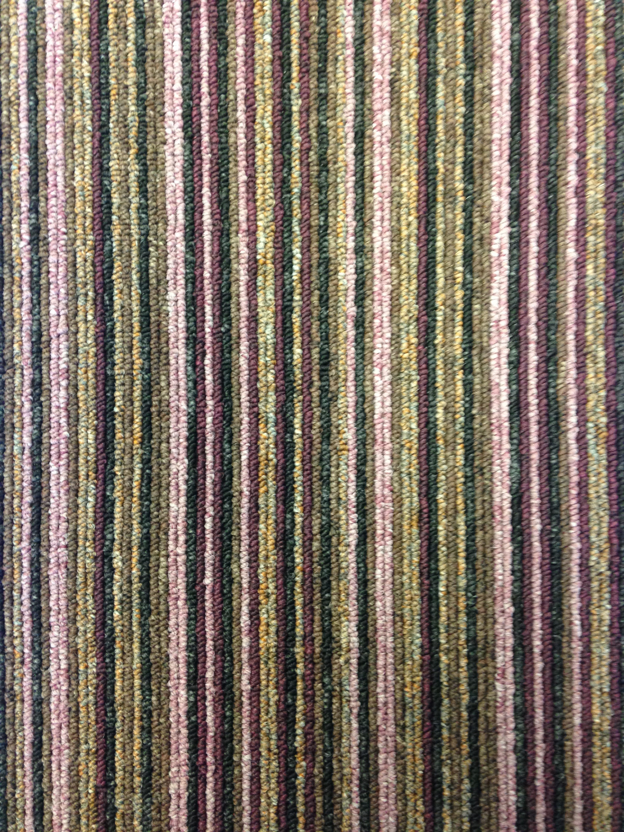 Contemporary Stripe - Plum