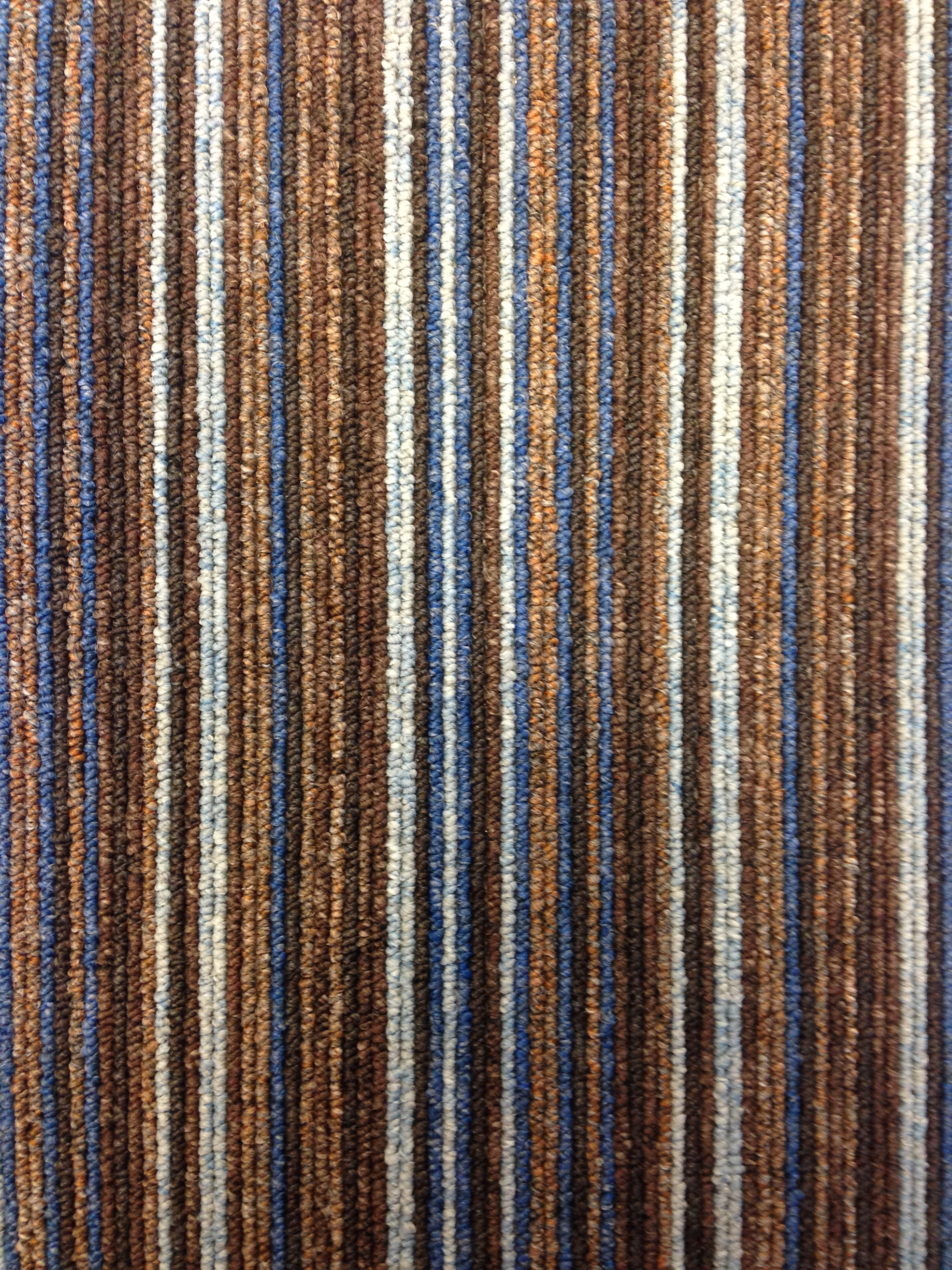 Contemporary Stripe - Sky Blue