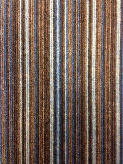 Contemporary Stripe - Sky Blue