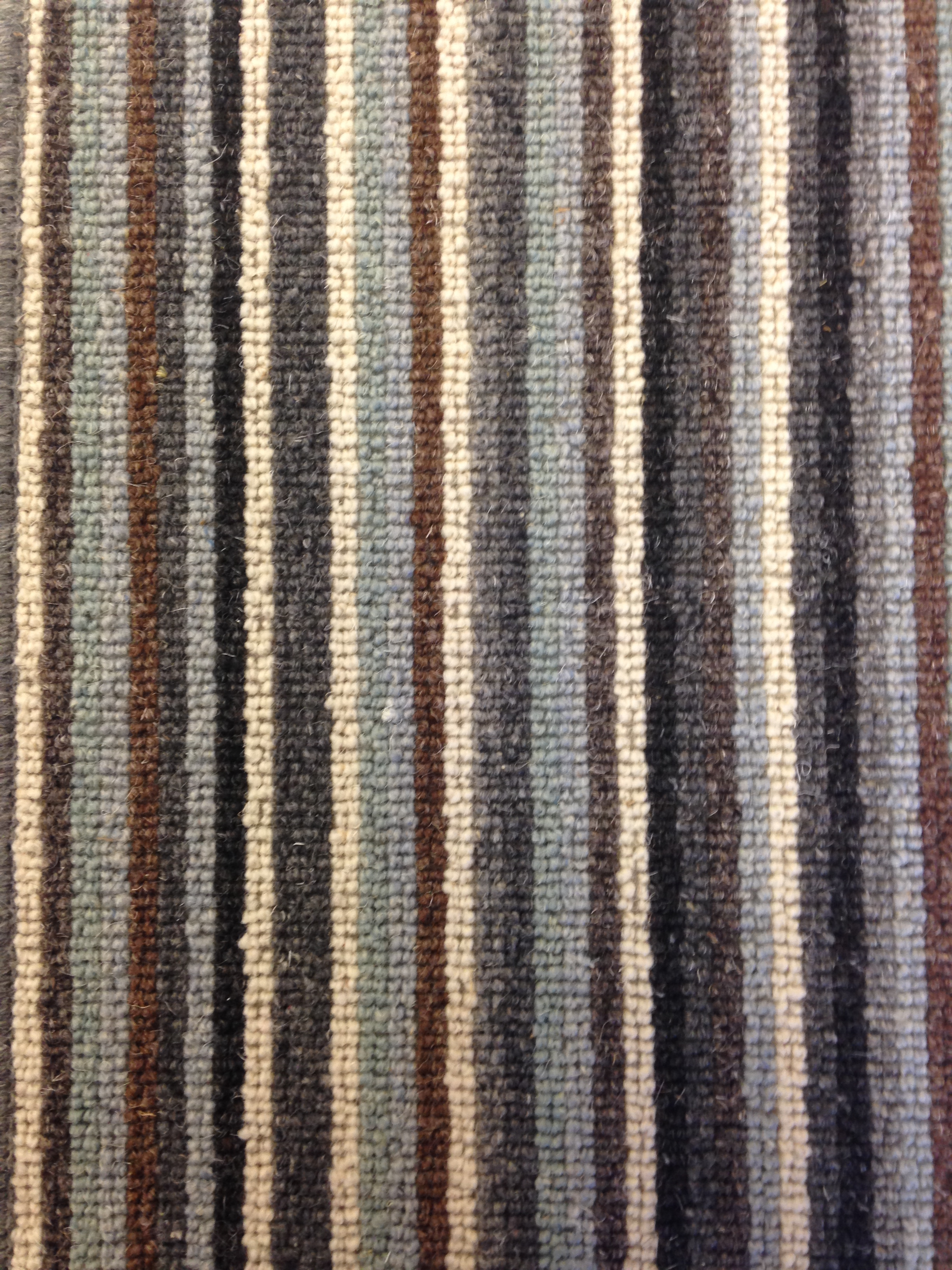 Gloucester Stripe - Pebble