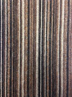 Contemporary Stripe - Bronze