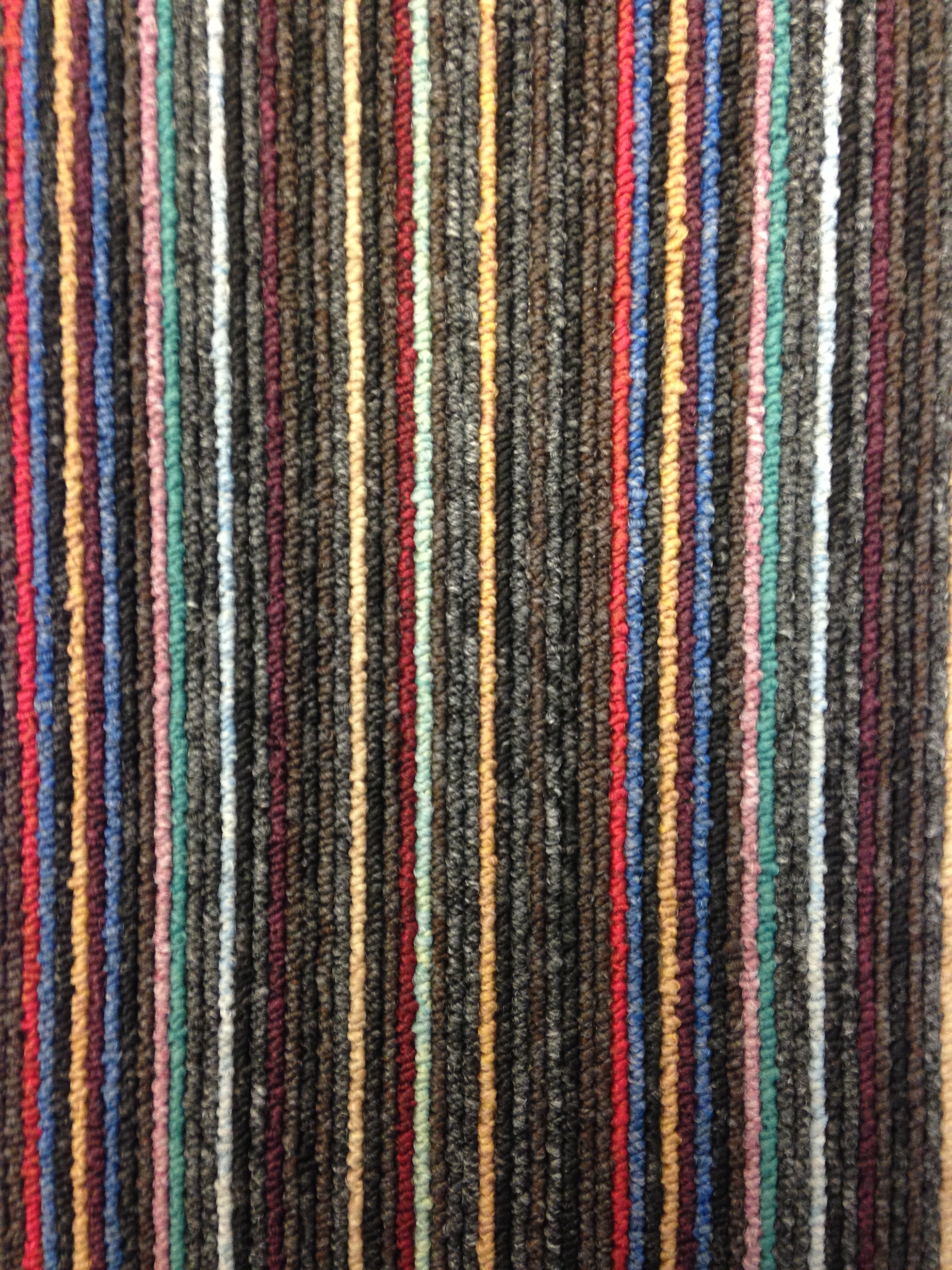 Contemporary Stripe - Harlequin