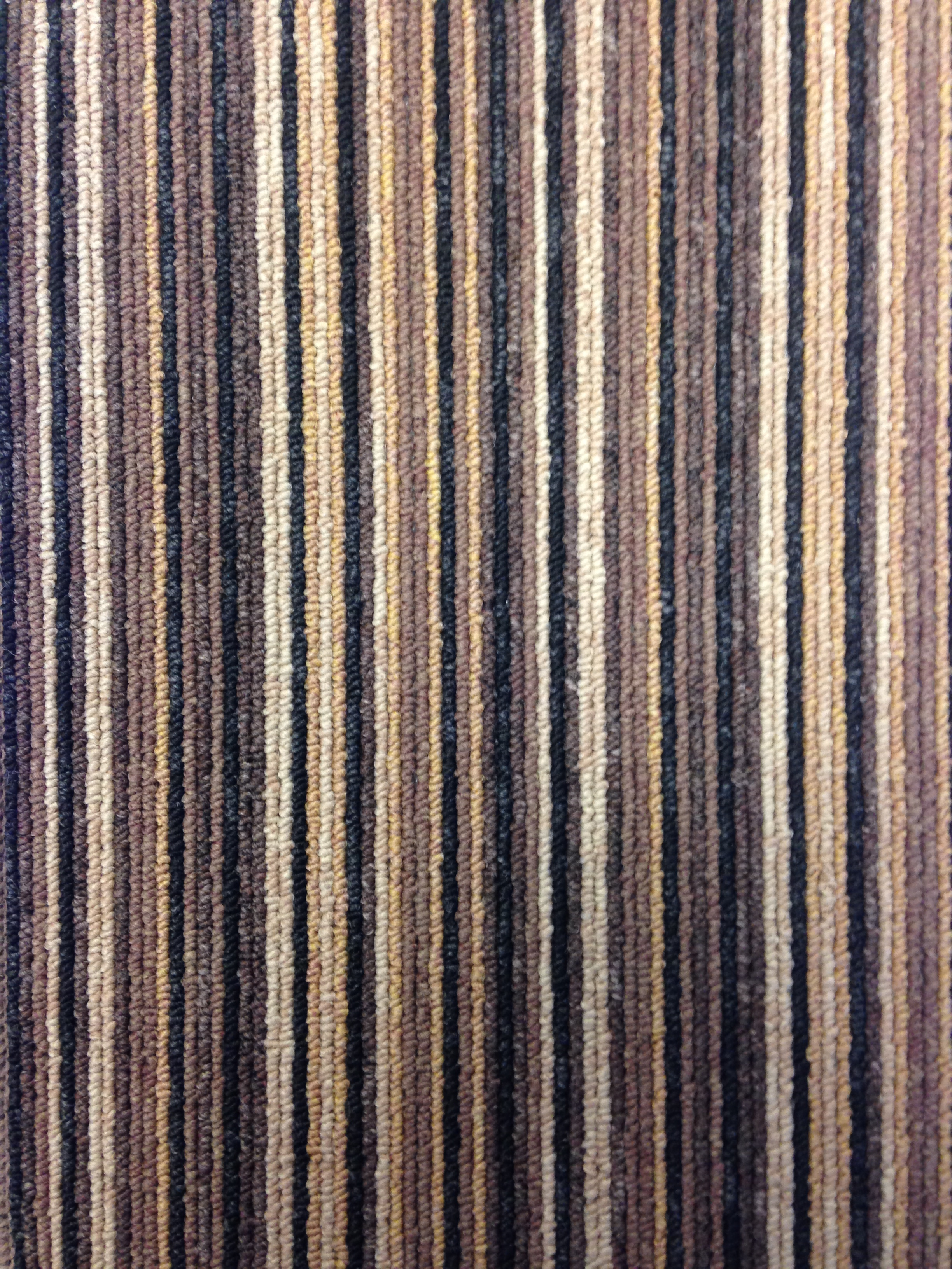 Contemporary Stripe - Gold