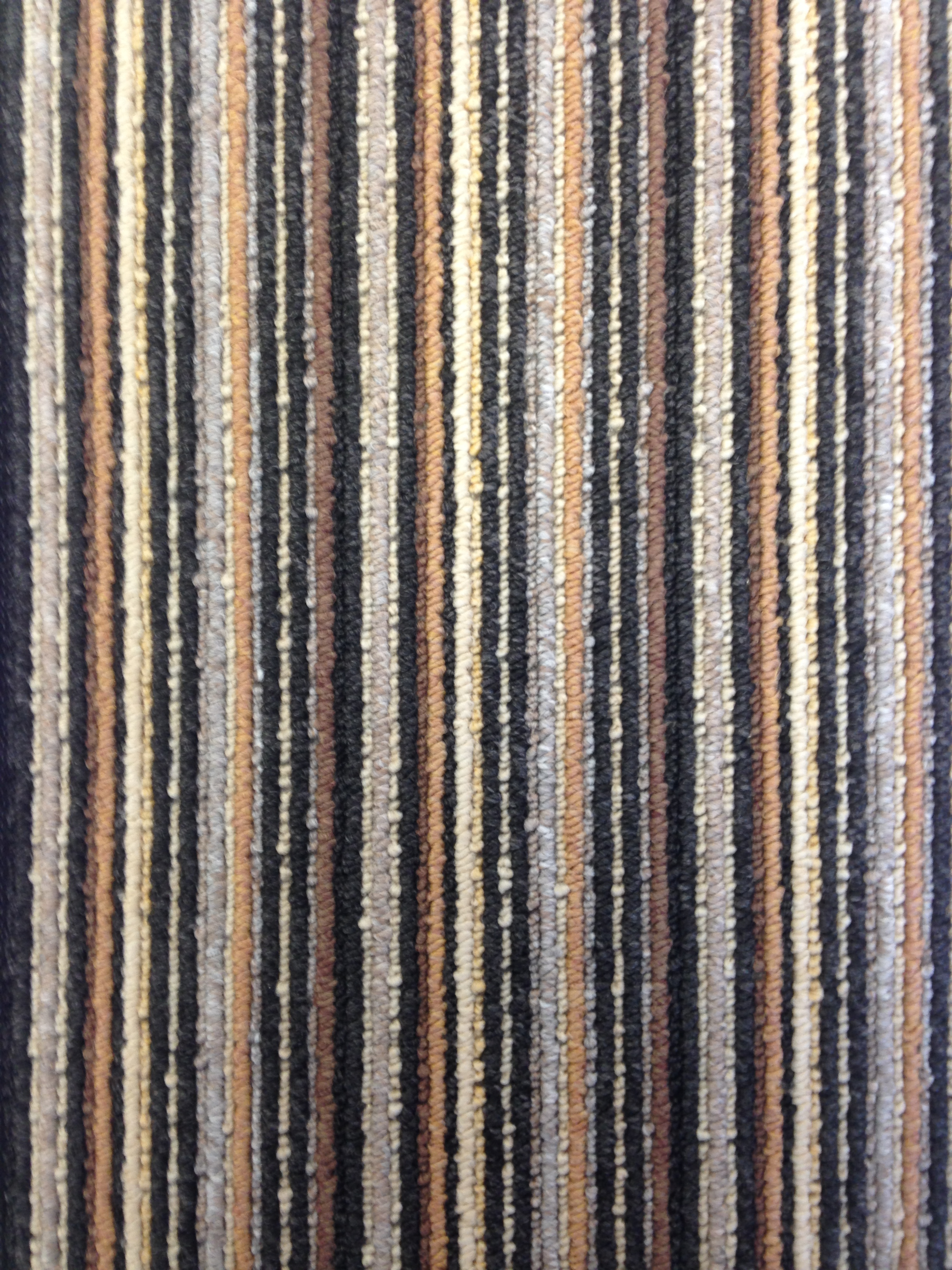 Contemporary Stripe - Carbon