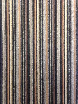 Contemporary Stripe - Carbon