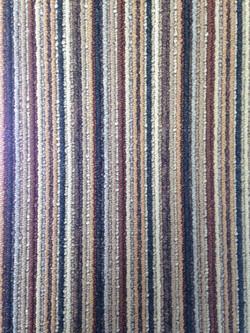 Contemporary Stripe - Toffee