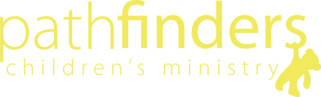 yellow Pathfinders logo clear background