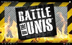 Battle Of The Uni's