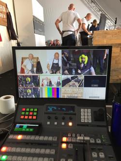 BBC Carfest Kitchen Stage
