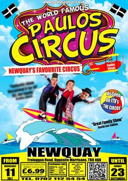 Paulos Circus
