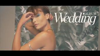 Wedding Album Magazine Fashion Shoot