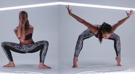 Behind the scenes of a cover shoot for FitLife Magazine