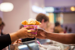 Opening of Baskin and Robins at Canal Walk, Cape Town