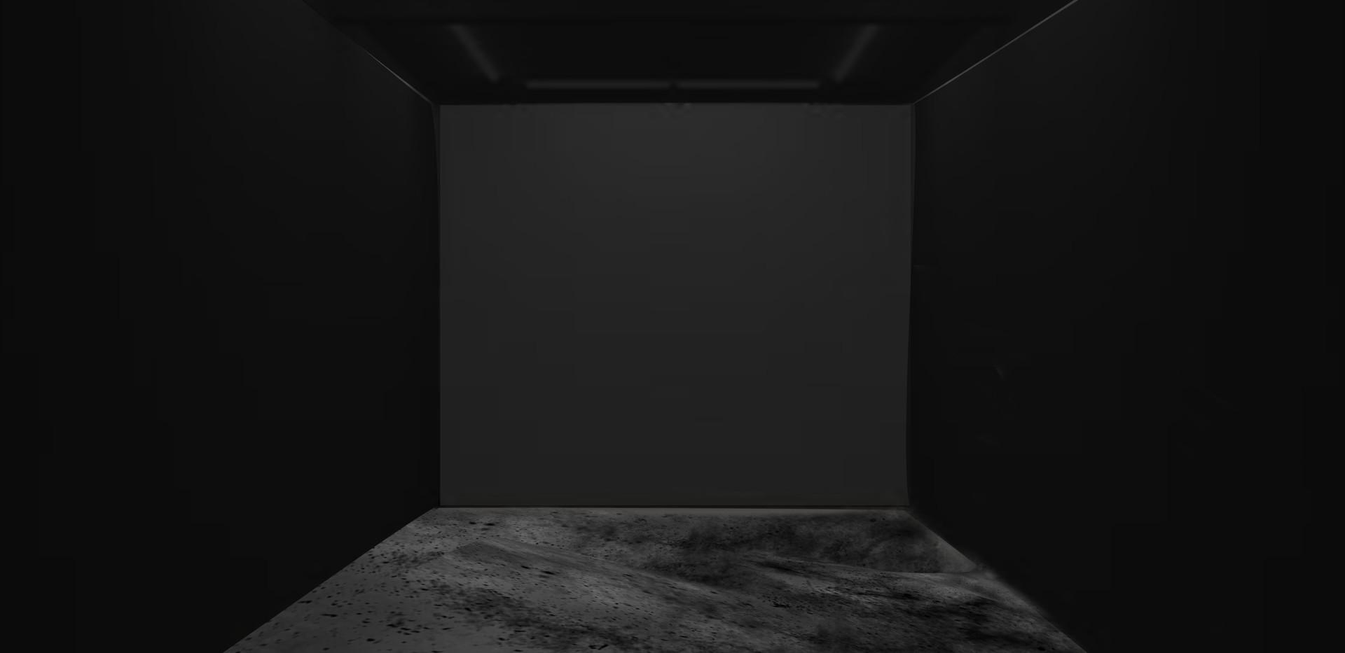 No Accent installation sketch