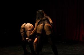 Rouge Revue Wild Burlesque Show 2017